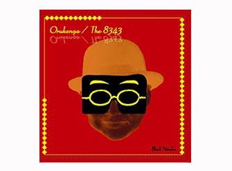 THE 8343 1st アルバム Orukenga